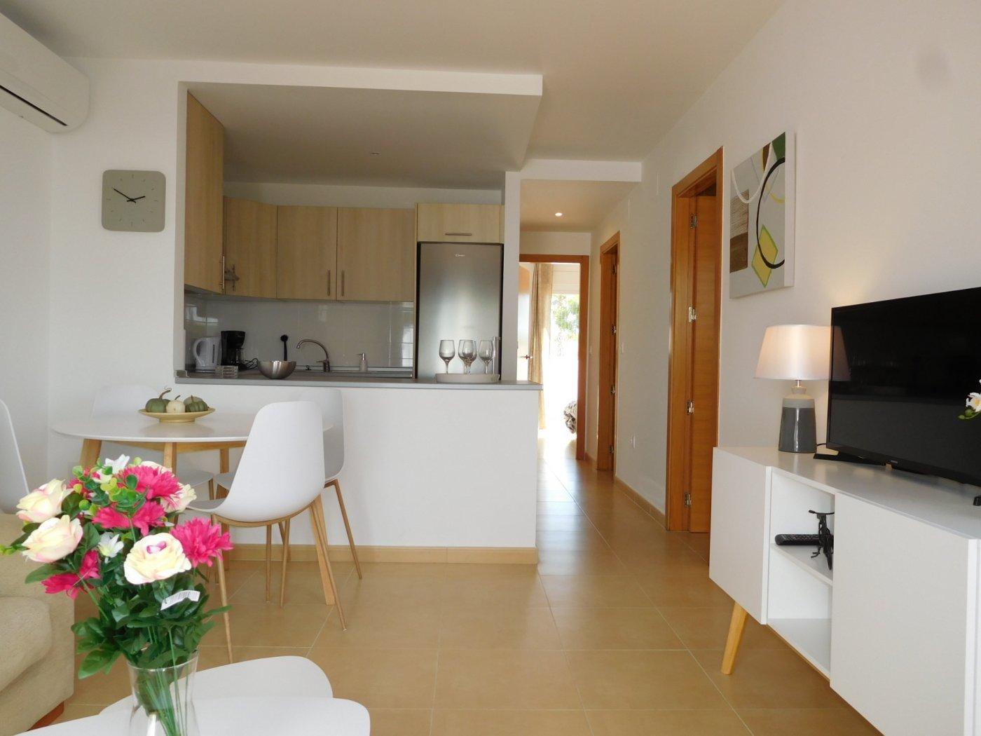 Apartamento ref 3378 para rent en Condado De Alhama España - Quality Homes Costa Cálida