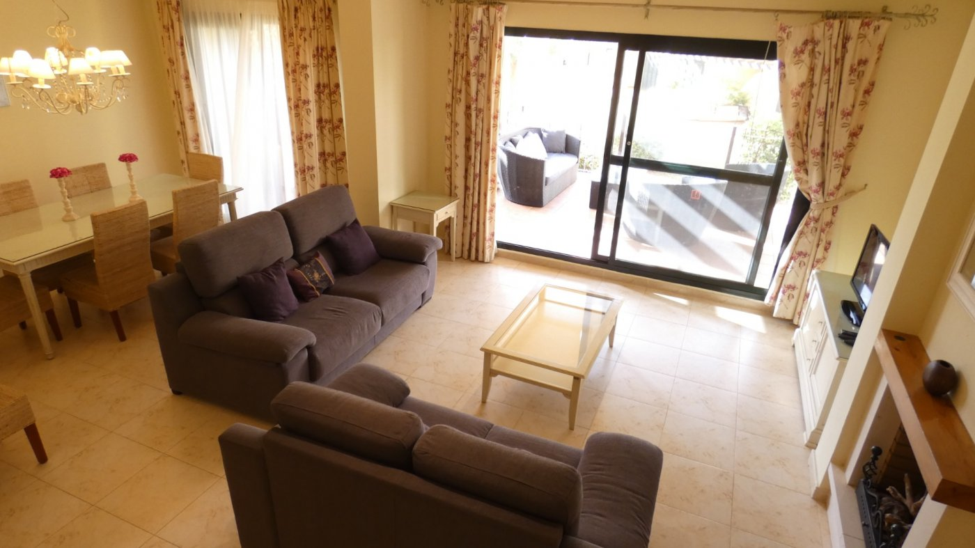 Gallery Image 12 of Villa For rent in Hacienda Del Golf, La Manga Club With Pool