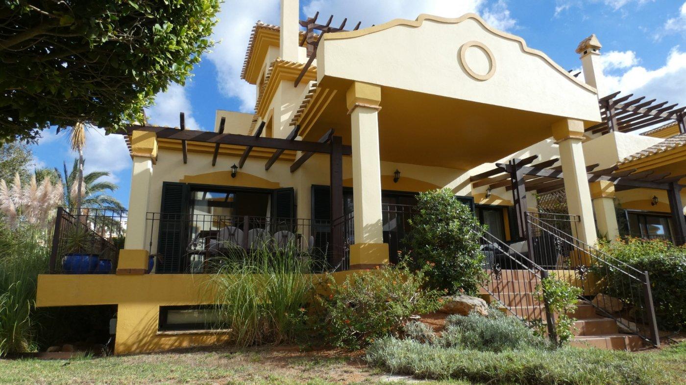 Gallery Image 2 of Villa For rent in Hacienda Del Golf, La Manga Club With Pool