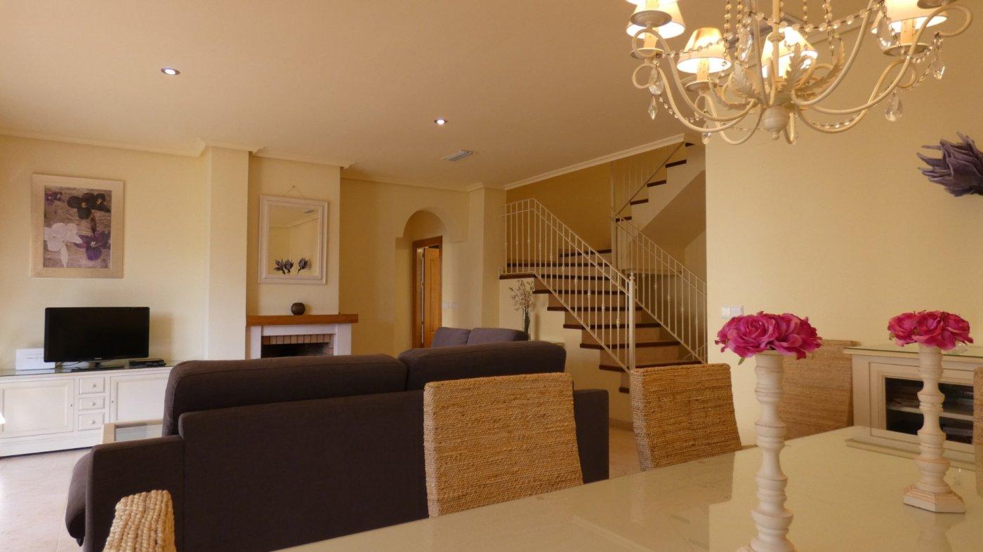 Gallery Image 8 of Villa For rent in Hacienda Del Golf, La Manga Club With Pool