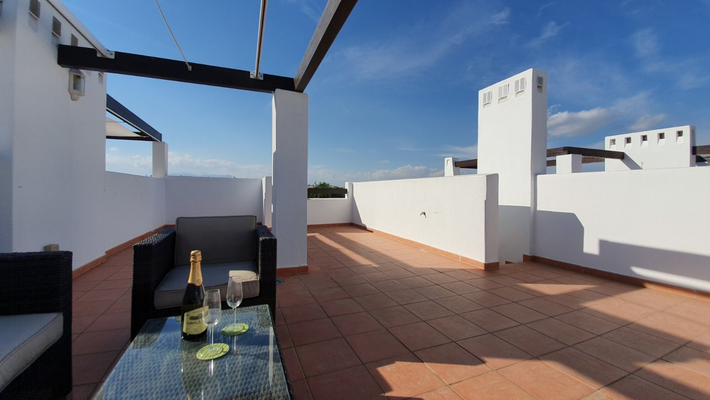 Apartment ref 3382 für sale in Condado De Alhama Spanien - Quality Homes Costa Cálida
