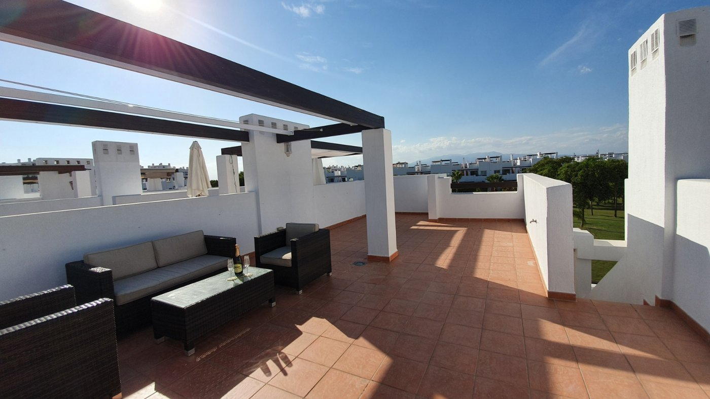 Gallery Image 23 of Fabulous 2 Bed Apartment, West facing and in walking distance of all amenities at Condado de Alhama