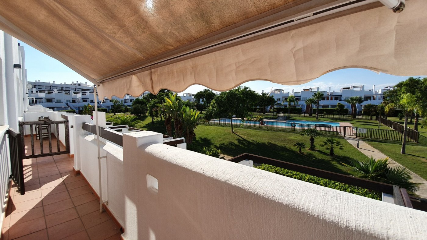 Gallery Image 2 of Fabulous 2 Bed Apartment, West facing and in walking distance of all amenities at Condado de Alhama