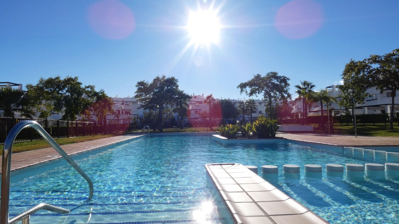 Gallery Image 35 of Fabulous 2 Bed Apartment, West facing and in walking distance of all amenities at Condado de Alhama