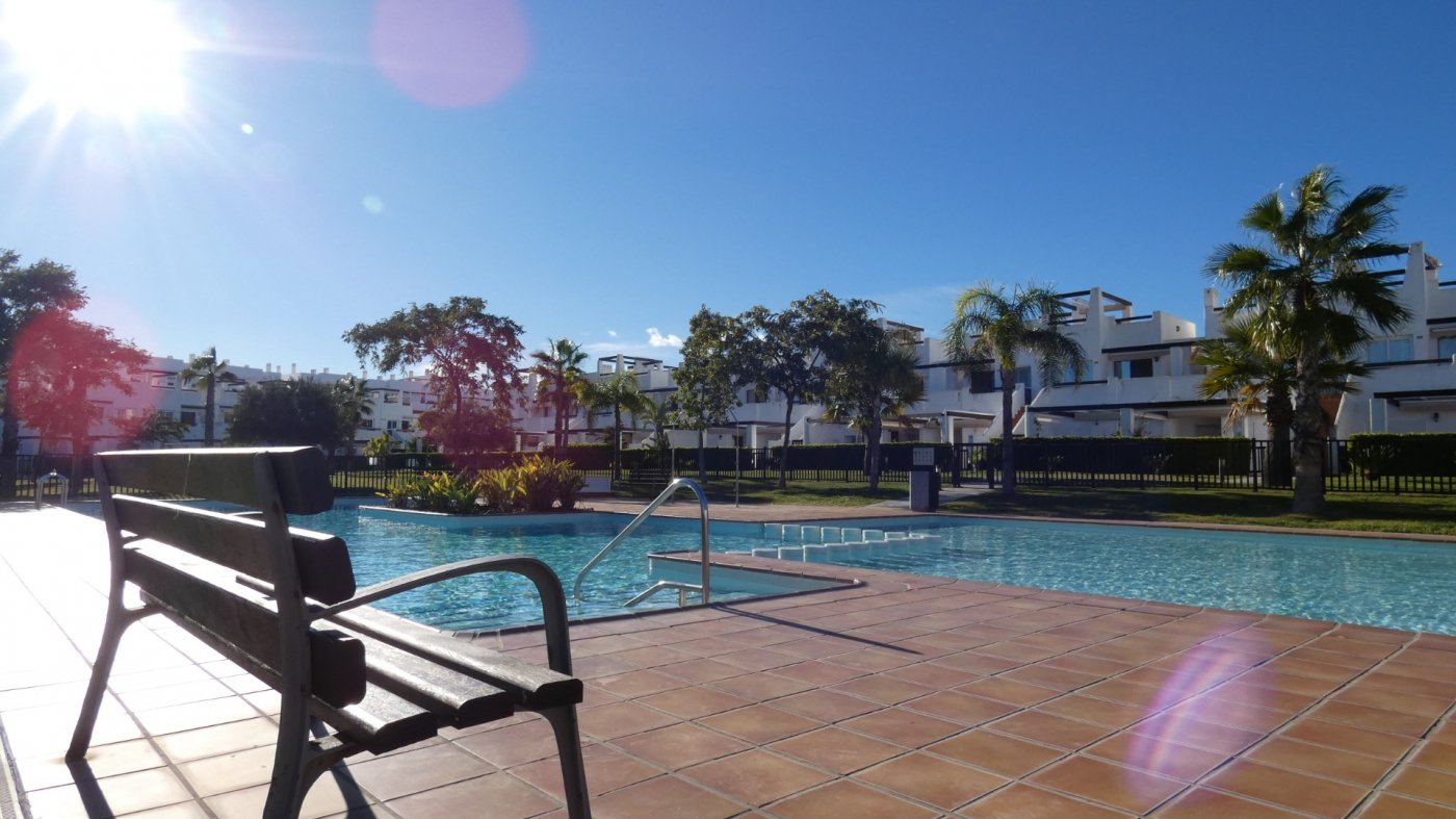 Gallery Image 36 of Fabulous 2 Bed Apartment, West facing and in walking distance of all amenities at Condado de Alhama