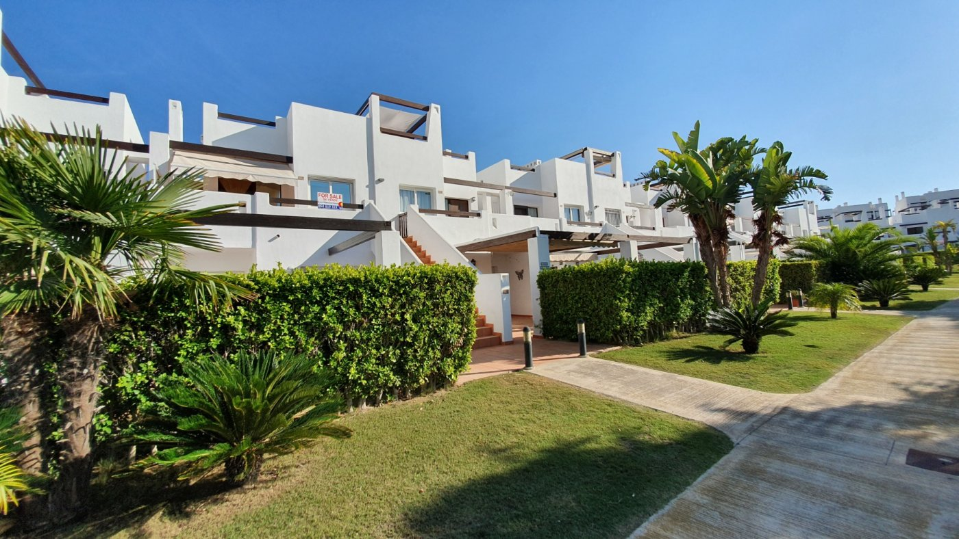 Gallery Image 3 of Fabulous 2 Bed Apartment, West facing and in walking distance of all amenities at Condado de Alhama