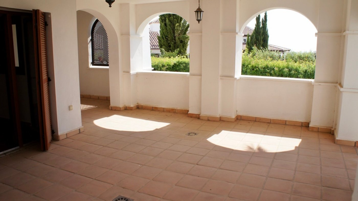 Gallery Image 20 of 2 bed garden apartment with a lot of opportunities, close to pool 40 m2 covered terrace