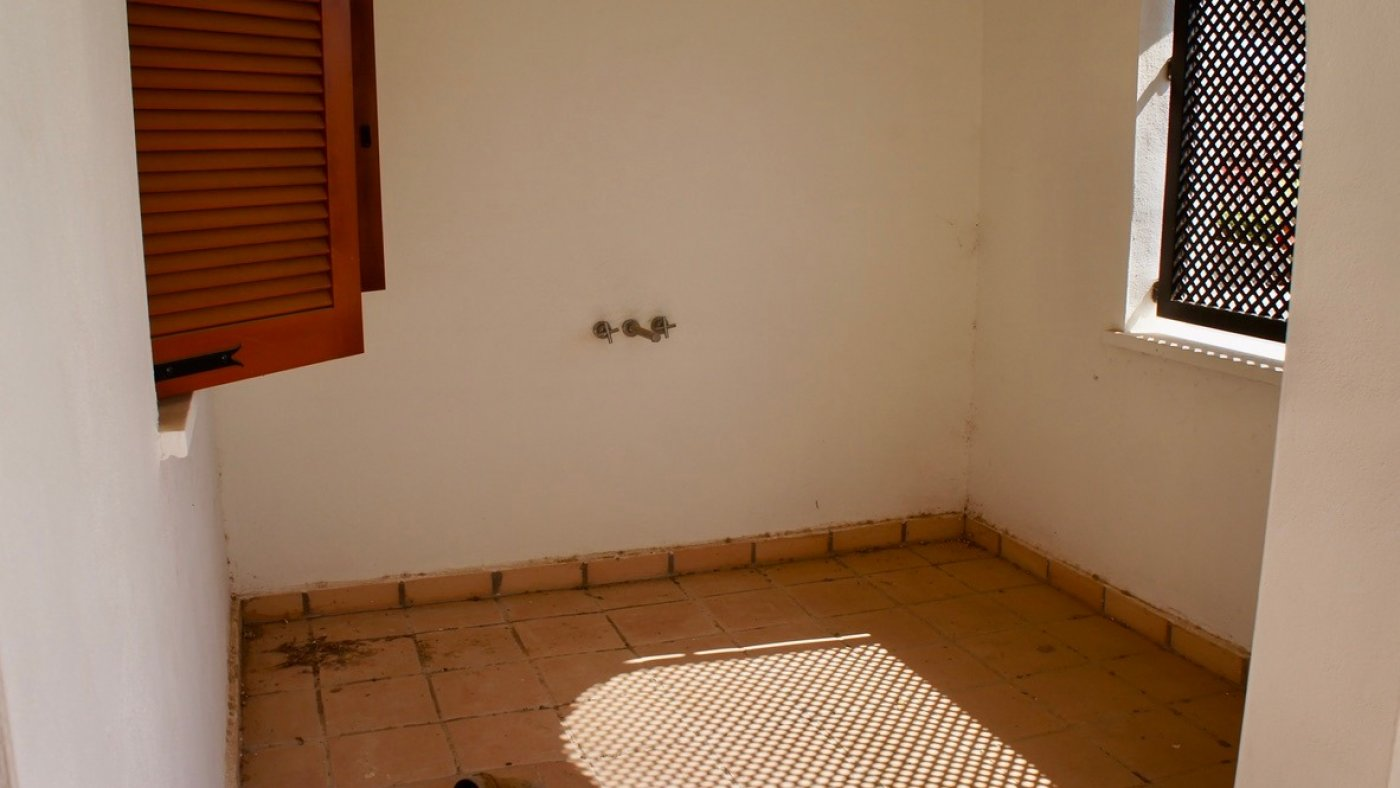 Gallery Image 7 of 2 bed garden apartment with a lot of opportunities, close to pool 40 m2 covered terrace