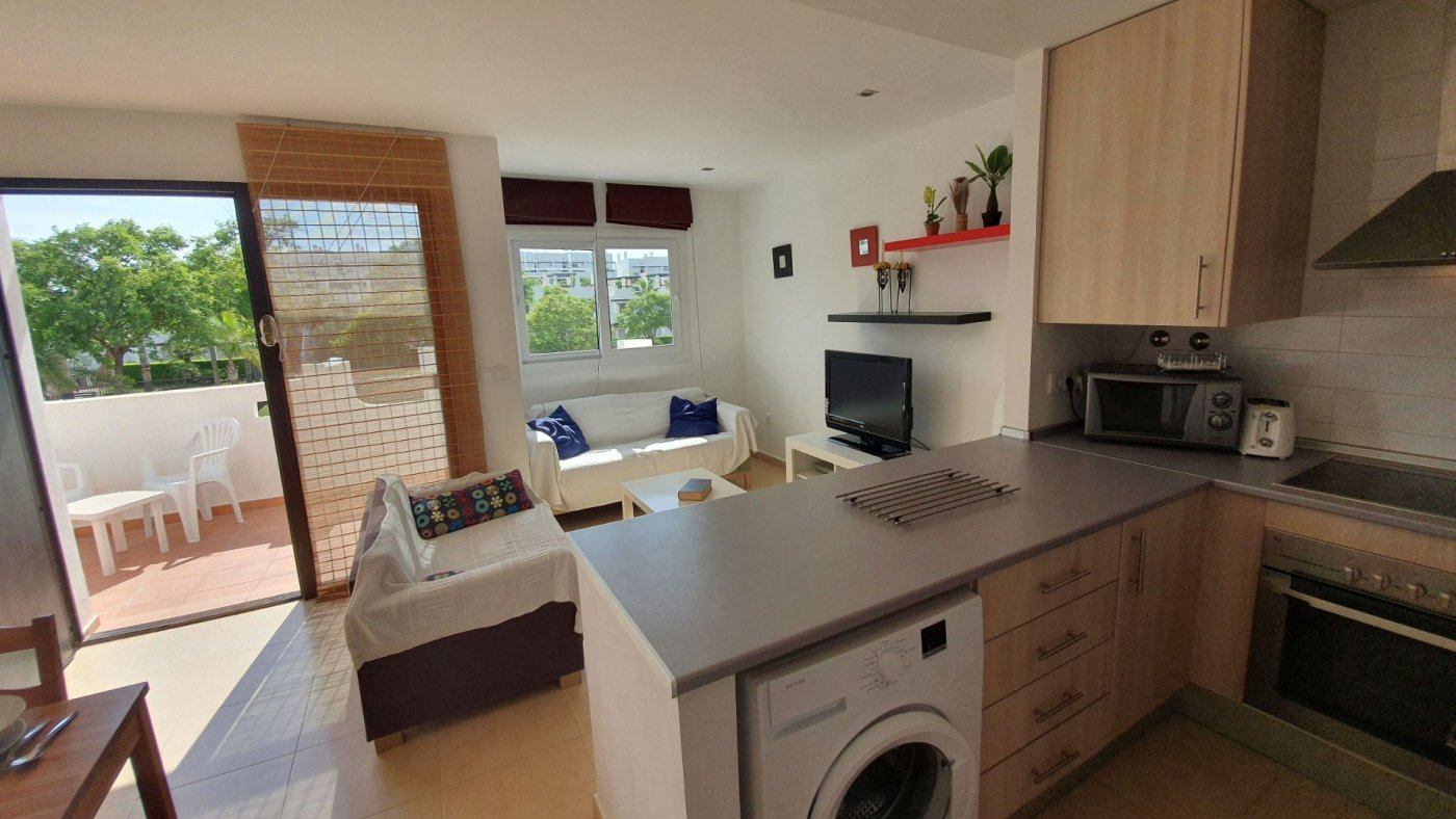 Image 2 Apartment ref 3387 for sale in Condado De Alhama Spain - Quality Homes Costa Cálida