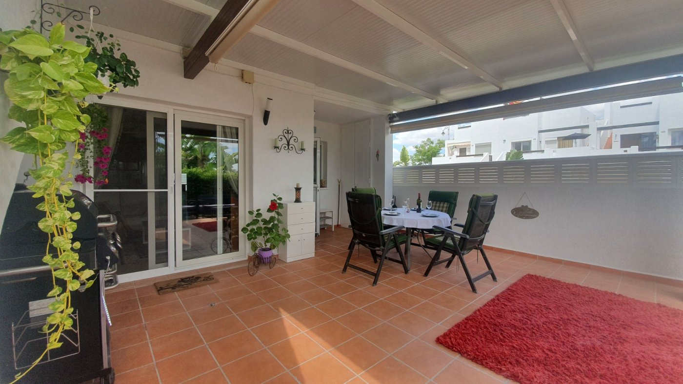 Gallery Image 22 of South facing 3 bedroom, ground floor apartment on a corner plot in Naranjos 4