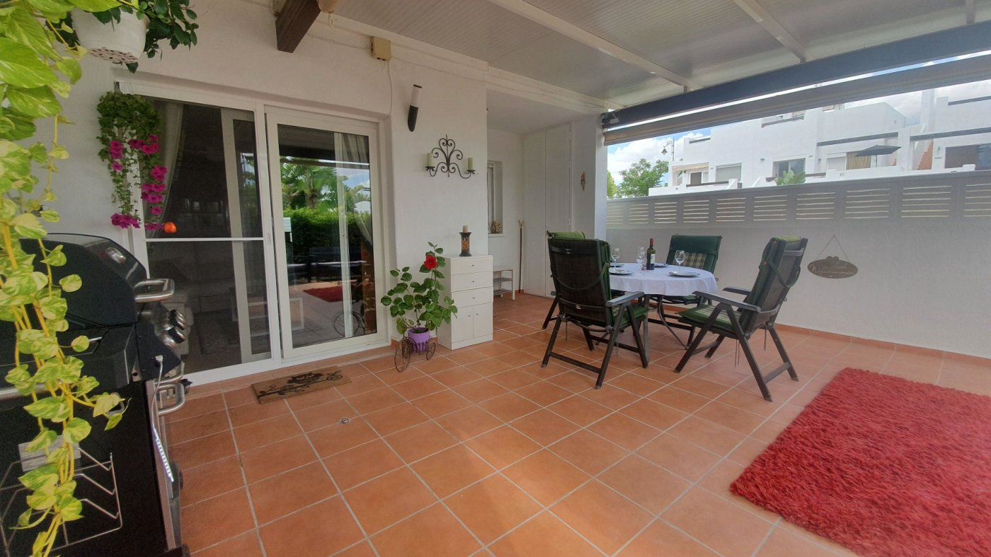 Gallery Image 25 of South facing 3 bedroom, ground floor apartment on a corner plot in Naranjos 4