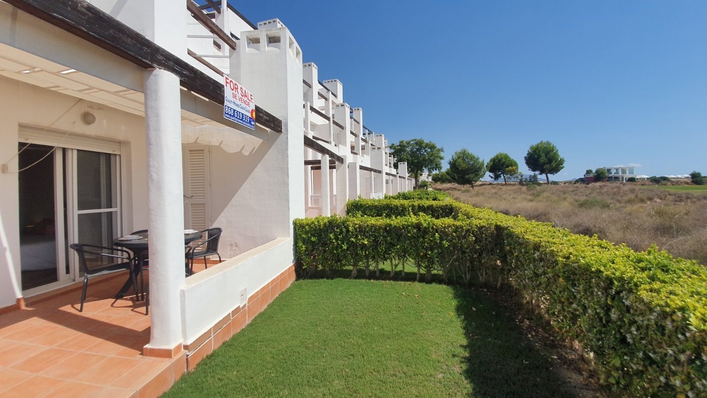 Apartment ref 3389 für sale in Condado De Alhama Spanien - Quality Homes Costa Cálida