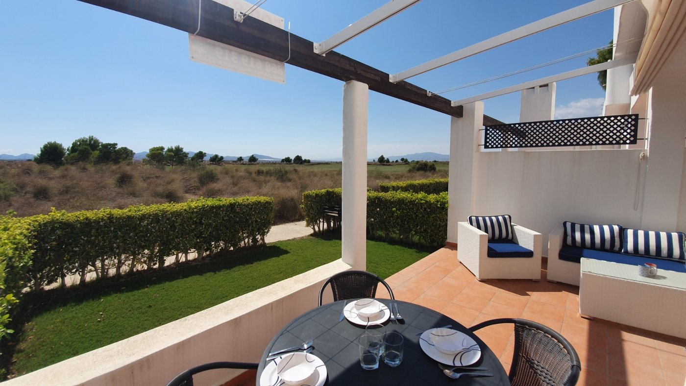 Image 2 Apartment ref 3389 for sale in Condado De Alhama Spain - Quality Homes Costa Cálida
