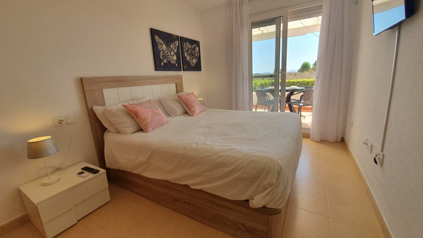 Image 3 Apartment ref 3389 for sale in Condado De Alhama Spain - Quality Homes Costa Cálida