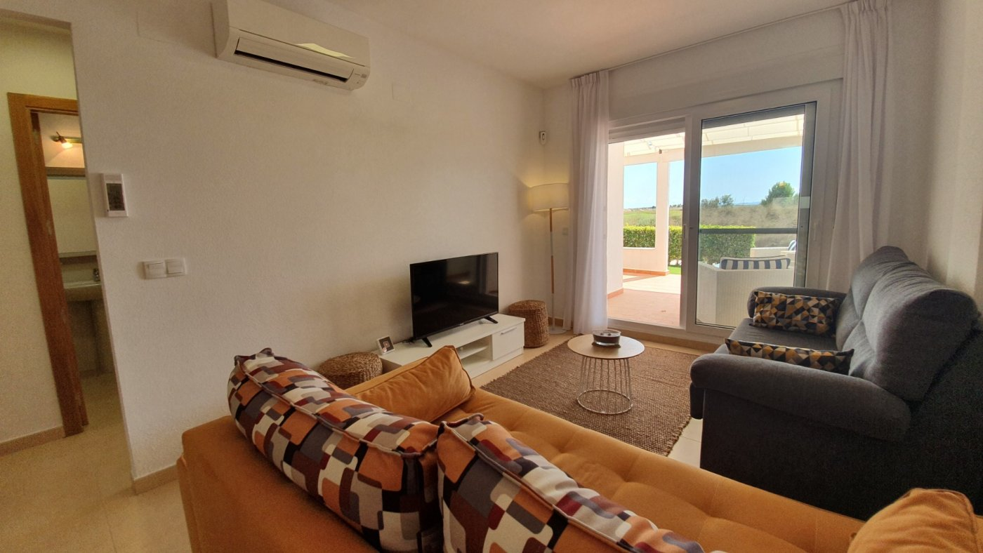 Image 5 Apartment ref 3389 for sale in Condado De Alhama Spain - Quality Homes Costa Cálida