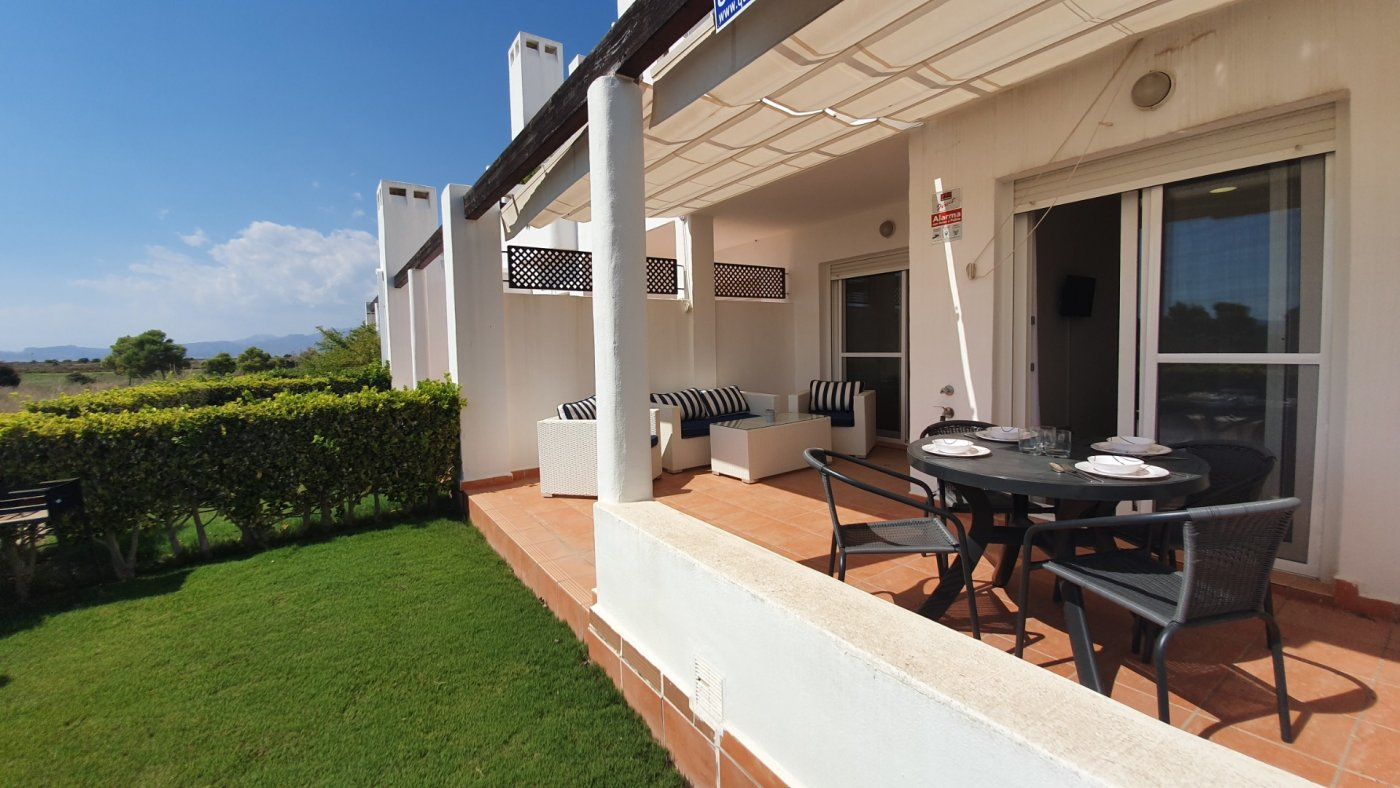 Image 8 Apartment ref 3389 for sale in Condado De Alhama Spain - Quality Homes Costa Cálida