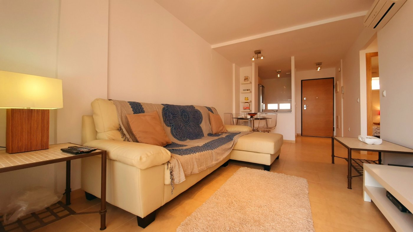 Gallery Image 2 of 2 Bedroom Apartment with Gorgeous Panoramic Views at La Isla, Condado de Alhama