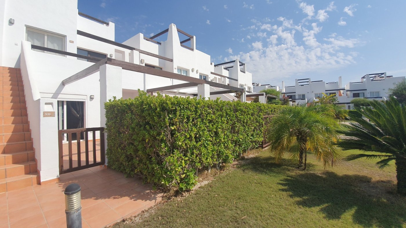 Apartment ref 3391 for sale in Condado De Alhama Spain - Quality Homes Costa Cálida