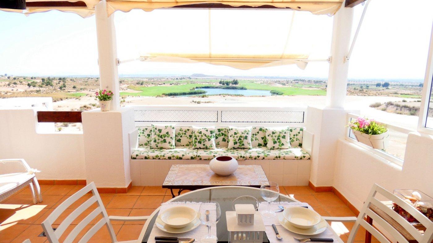 Apartamento ref 3393 para rent en Condado De Alhama España - Quality Homes Costa Cálida