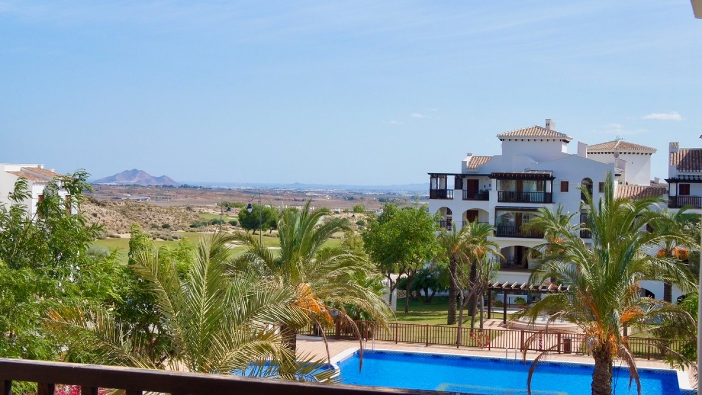 Apartment ref 3402 for sale in El Valle Golf Resort Spain - Quality Homes Costa Cálida