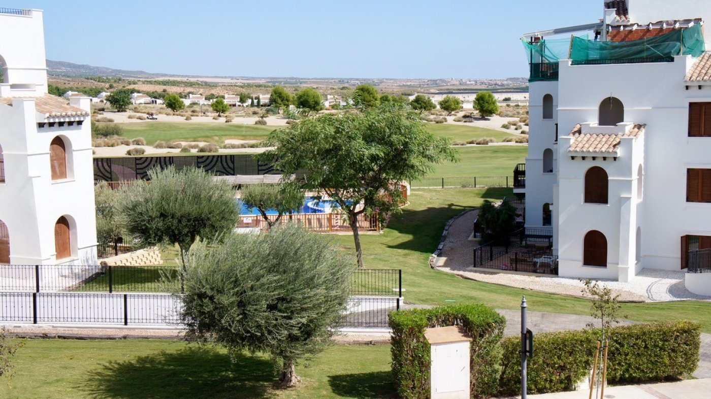 Apartment ref 3403 for sale in El Valle Golf Resort Spain - Quality Homes Costa Cálida