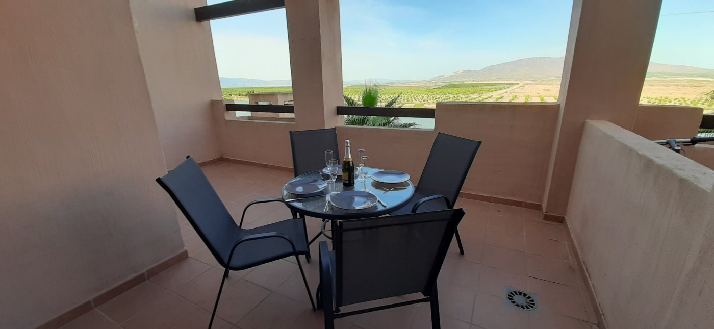 Apartment ref 3409 für sale in Condado De Alhama Spanien - Quality Homes Costa Cálida