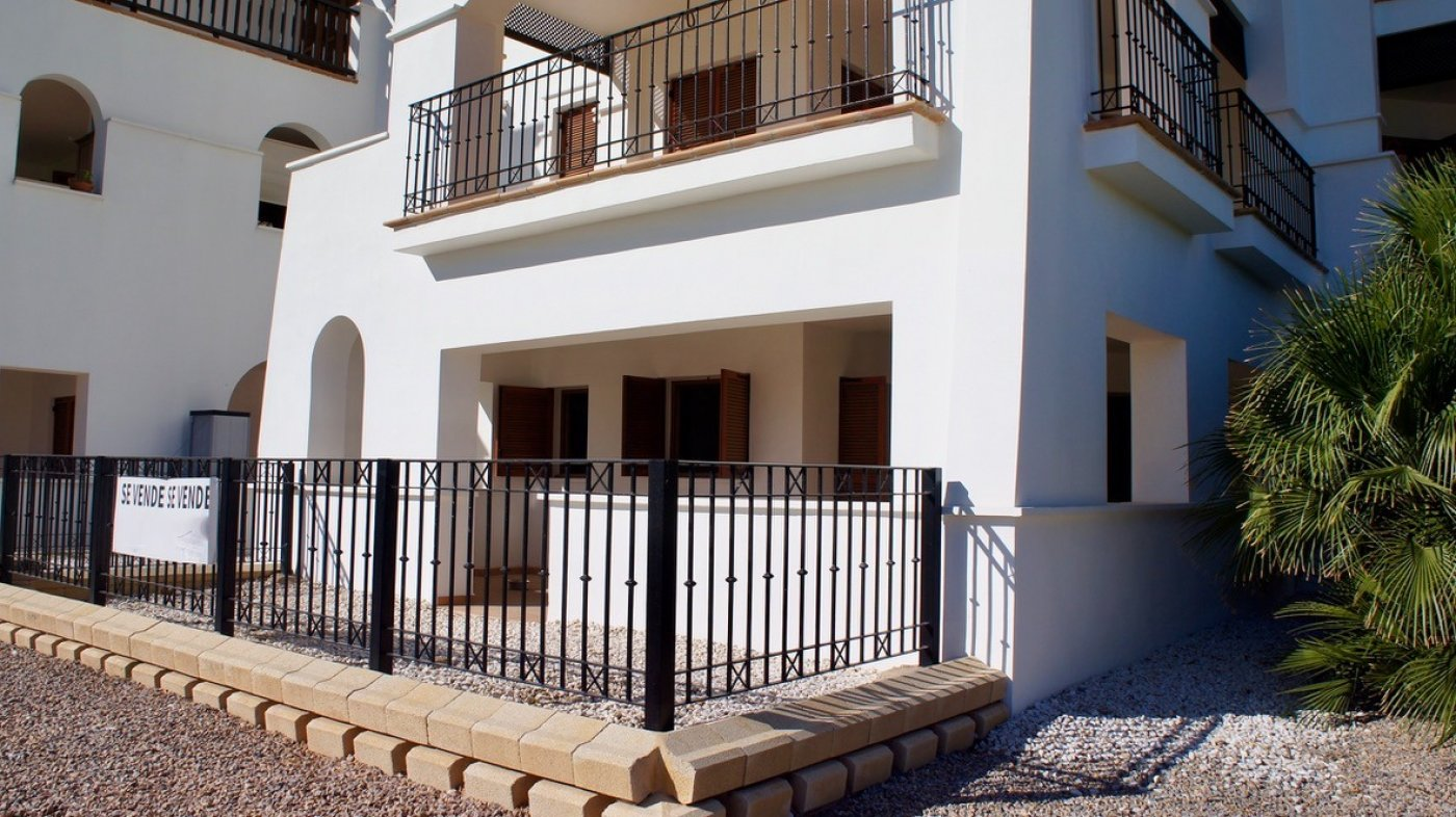 Gallery Image 1 of Bargain priced garden apartment with 2 bed and 2 bath - one en-suite in  El Valle Golf Resort