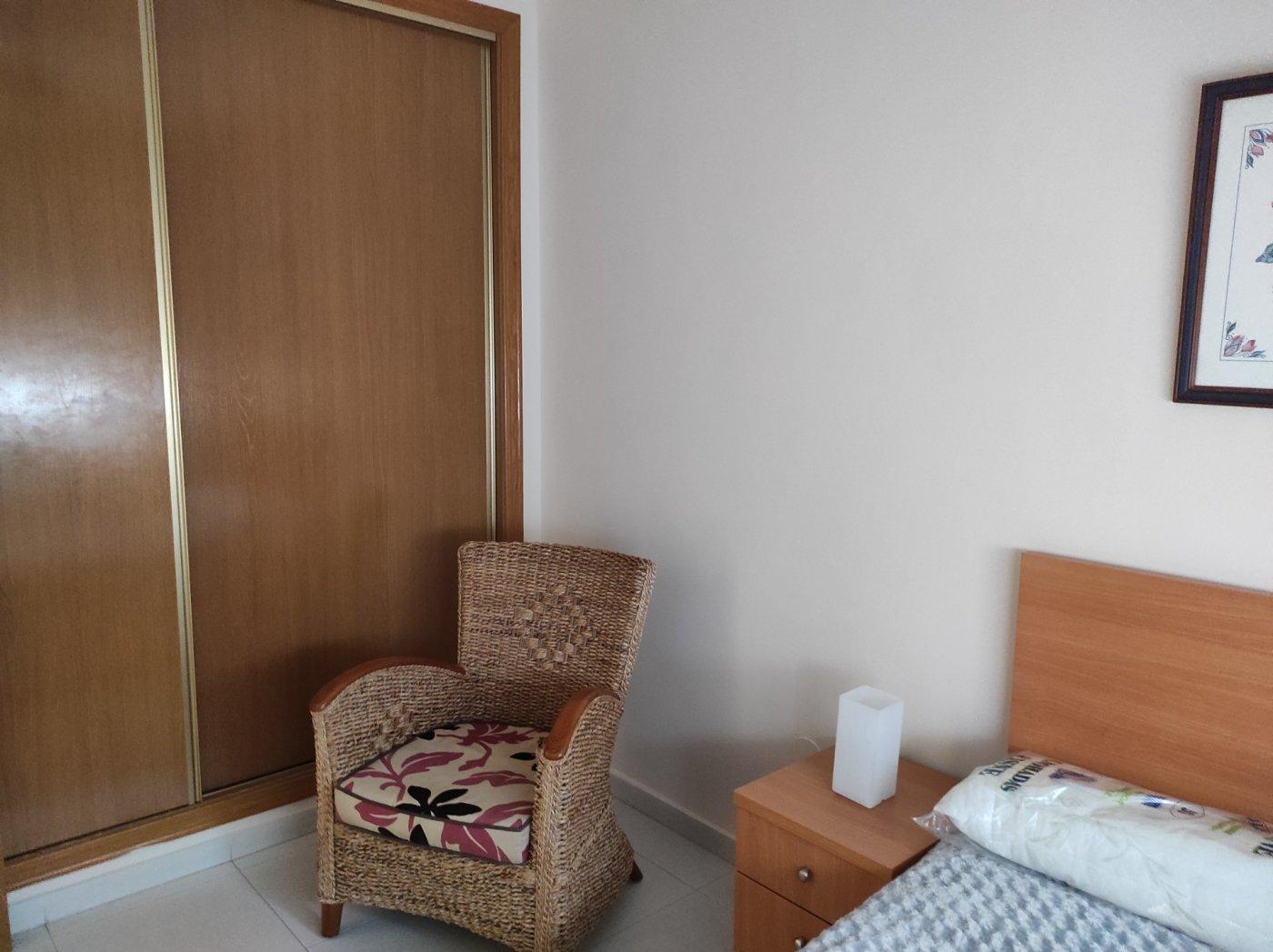Imagen 2 Piso ref 3425 para rent en Barrio Del Carmen España - Quality Homes Costa Cálida