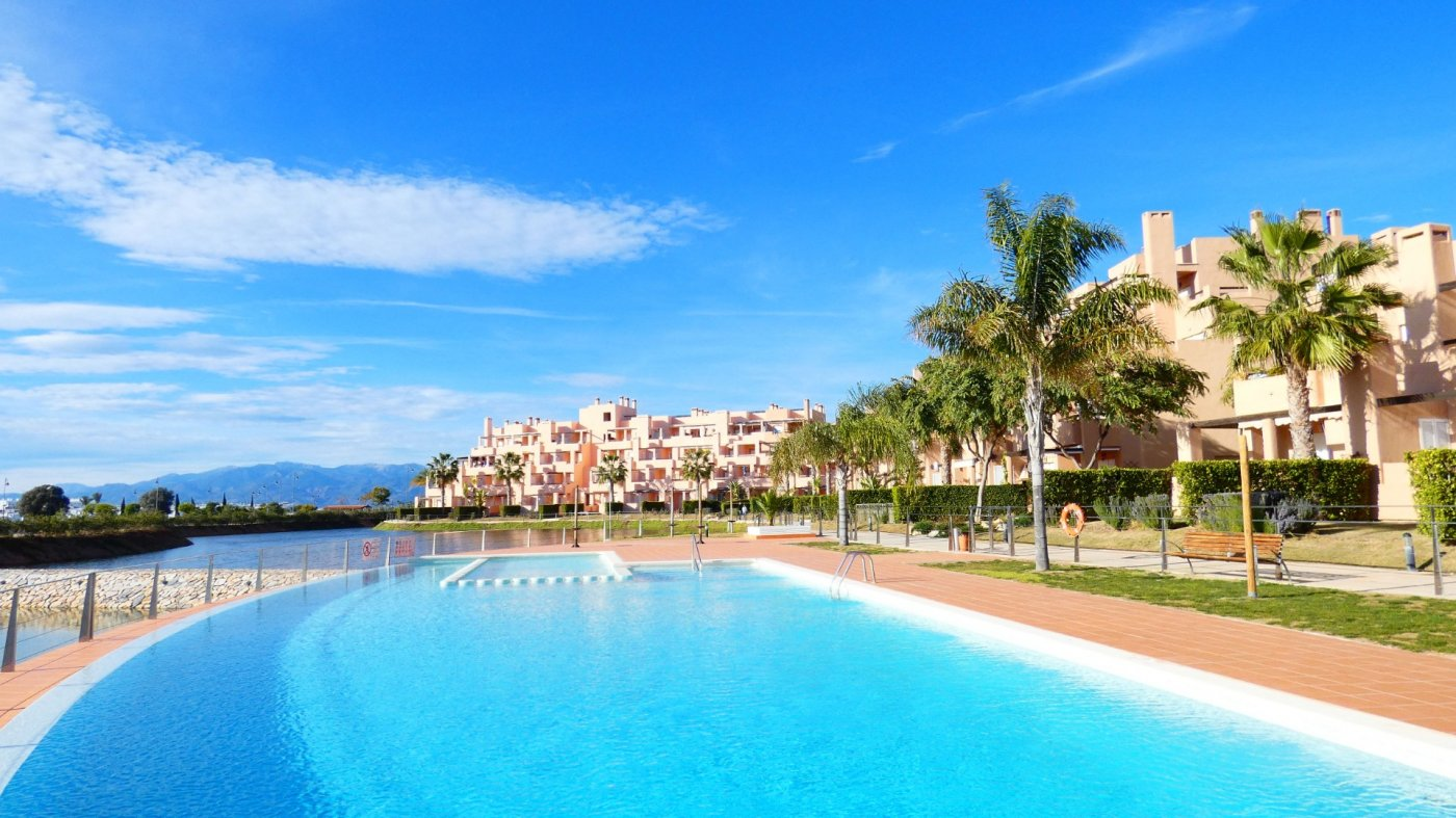 Apartment ref 3433 für sale in Condado De Alhama Spanien - Quality Homes Costa Cálida