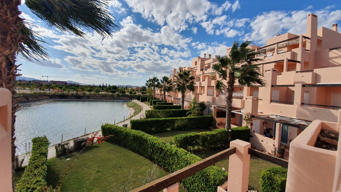 Image 1 Apartment ref 3447 for sale in Condado De Alhama Spain - Quality Homes Costa Cálida