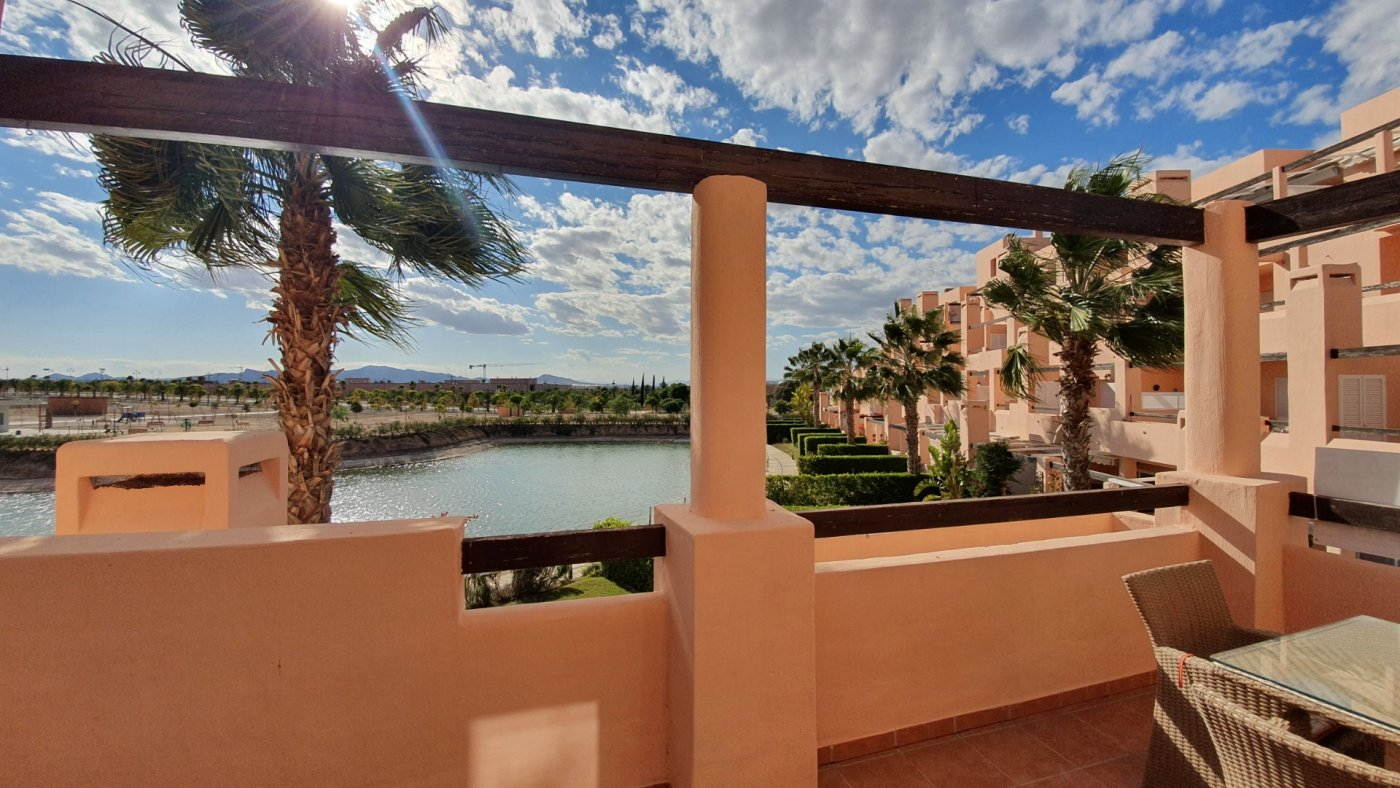 Gallery Image 20 of LOOKING FOR QUICK SALE. Beautiful South-West facing corner 2 bed apartment in La Isla