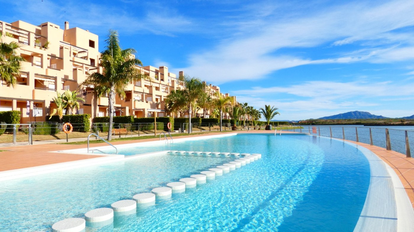 Image 2 Apartment ref 3447 for sale in Condado De Alhama Spain - Quality Homes Costa Cálida