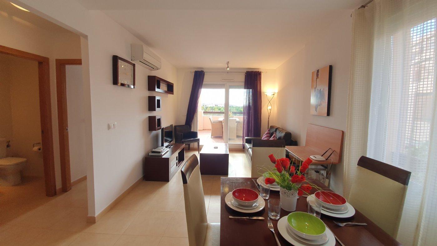 Image 3 Apartment ref 3447 for sale in Condado De Alhama Spain - Quality Homes Costa Cálida