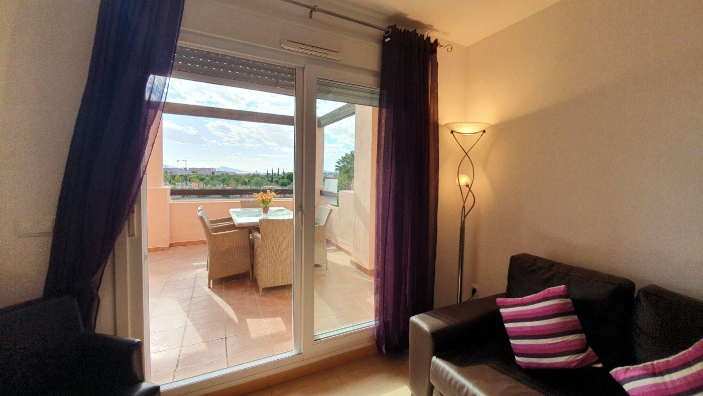 Image 8 Apartment ref 3447 for sale in Condado De Alhama Spain - Quality Homes Costa Cálida