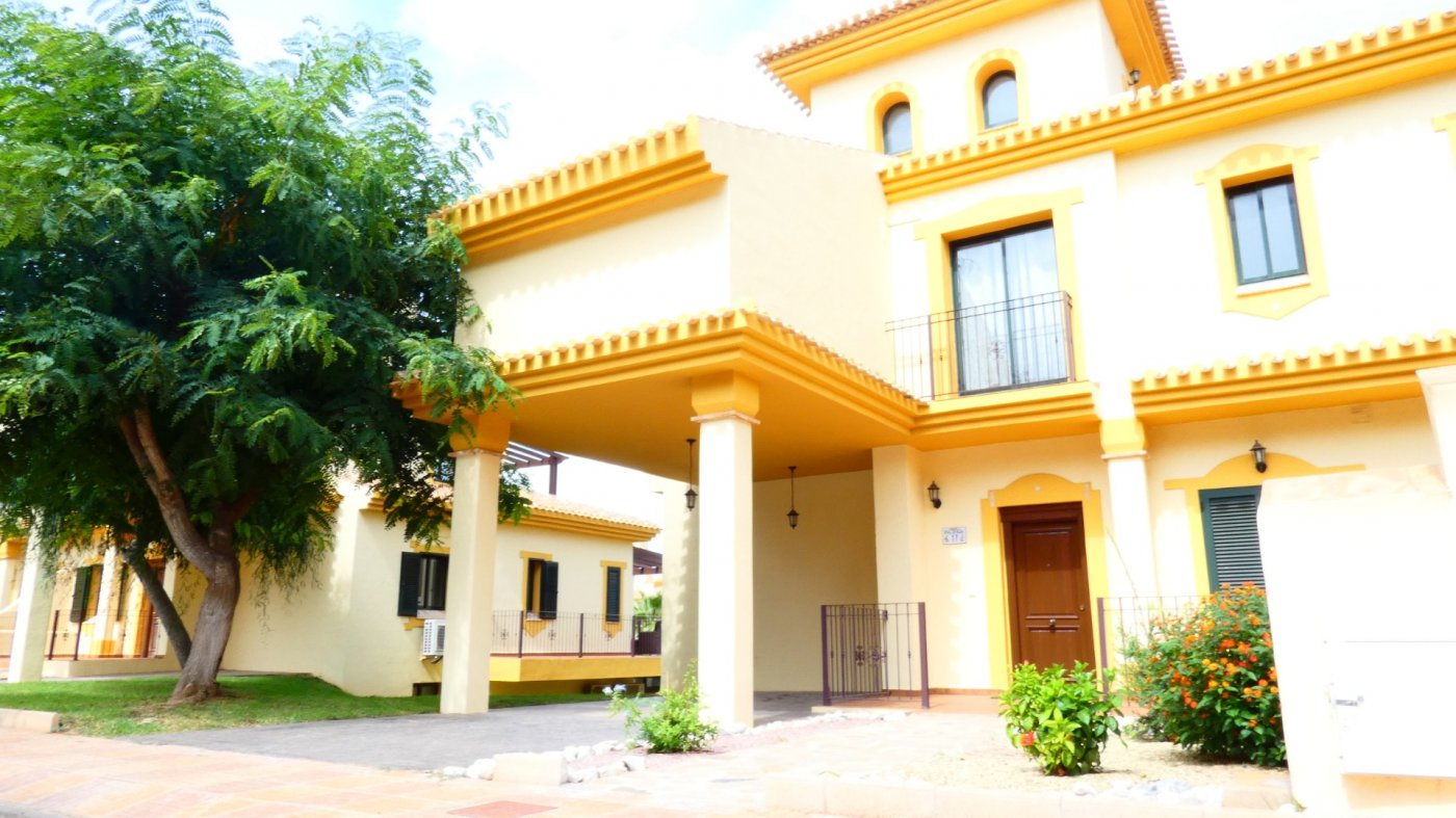 Villa ref 3451 for rent in Hacienda Del Golf Spain - Quality Homes Costa Cálida