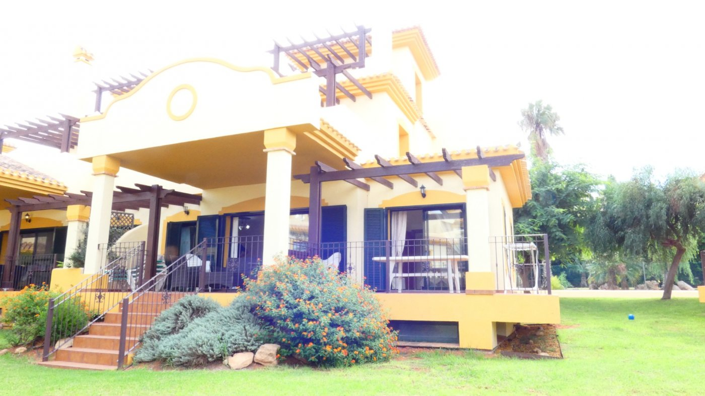 Image 2 Villa ref 3451 for rent in Hacienda Del Golf Spain - Quality Homes Costa Cálida