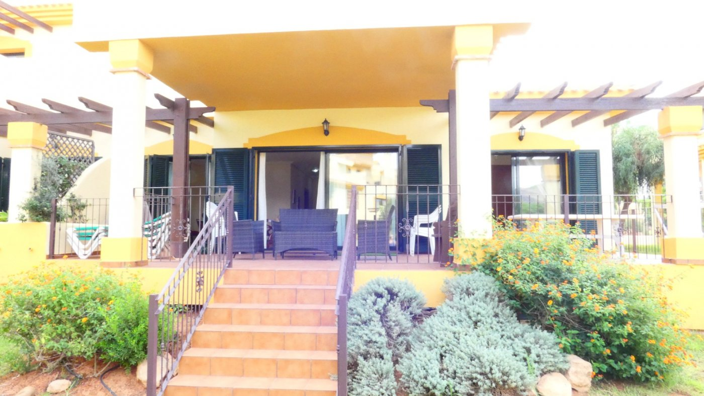 Image 3 Villa ref 3451 for rent in Hacienda Del Golf Spain - Quality Homes Costa Cálida