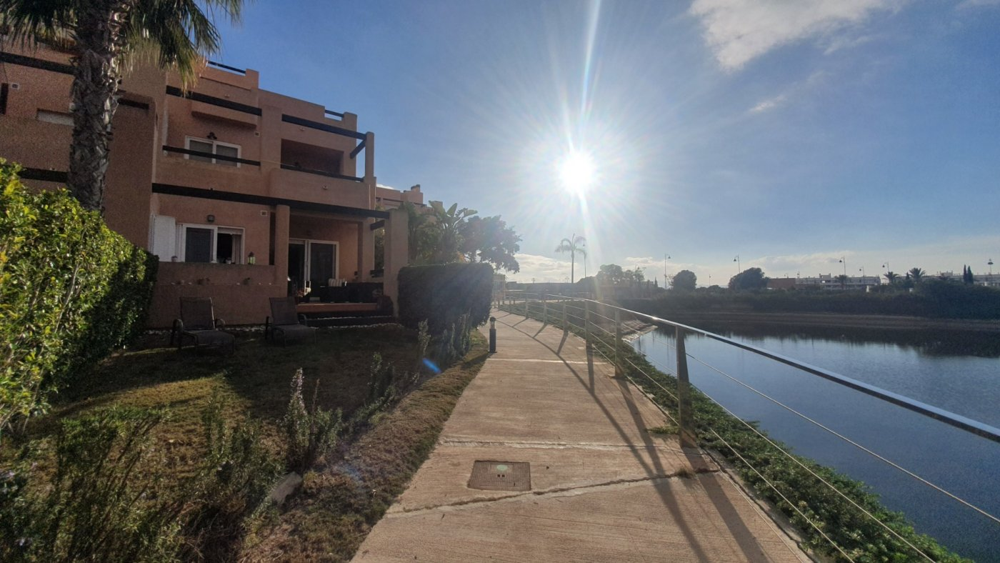 Apartment ref 3454 for rent in Condado De Alhama Spain - Quality Homes Costa Cálida