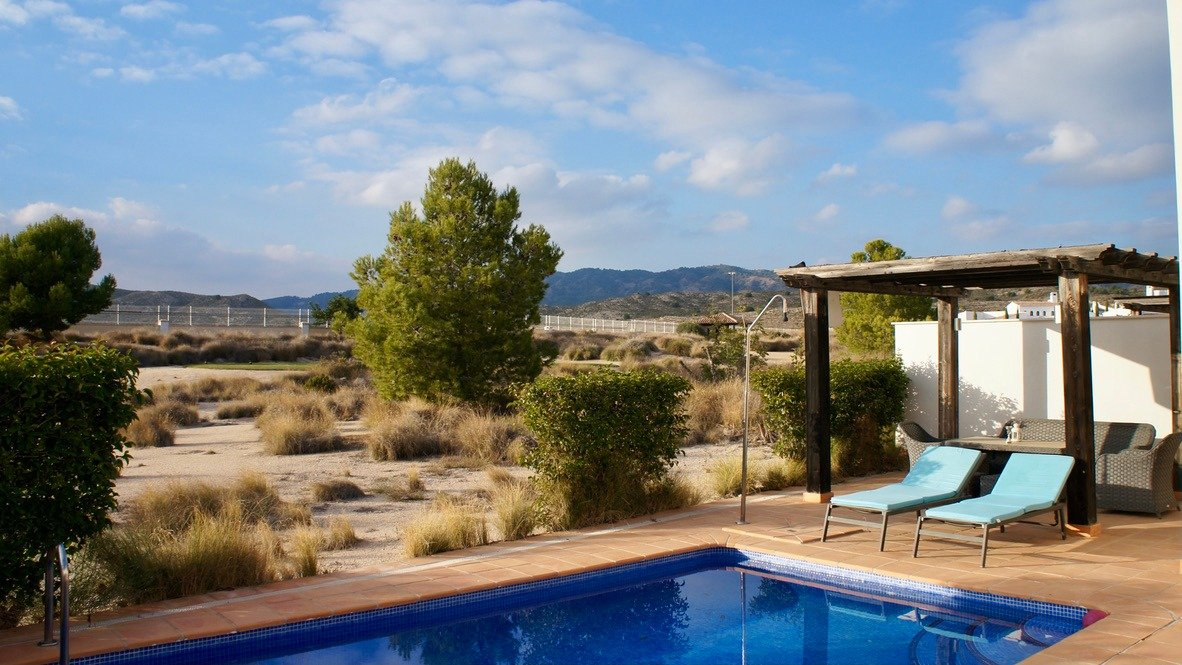 Villa ref 3456 for sale in El Valle Golf Resort Spain - Quality Homes Costa Cálida