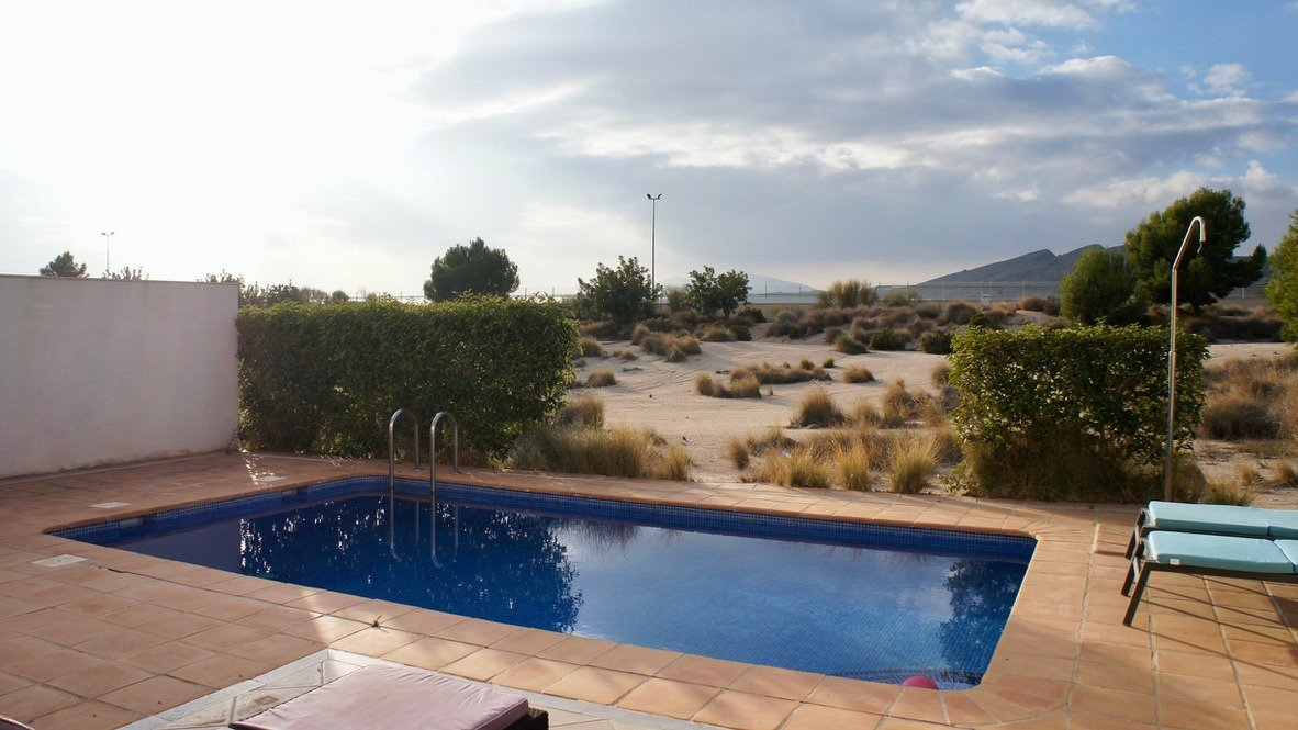 Gallery Image 24 of Front line west facing 3 bed villa with private pool on El Valle Golf Resort