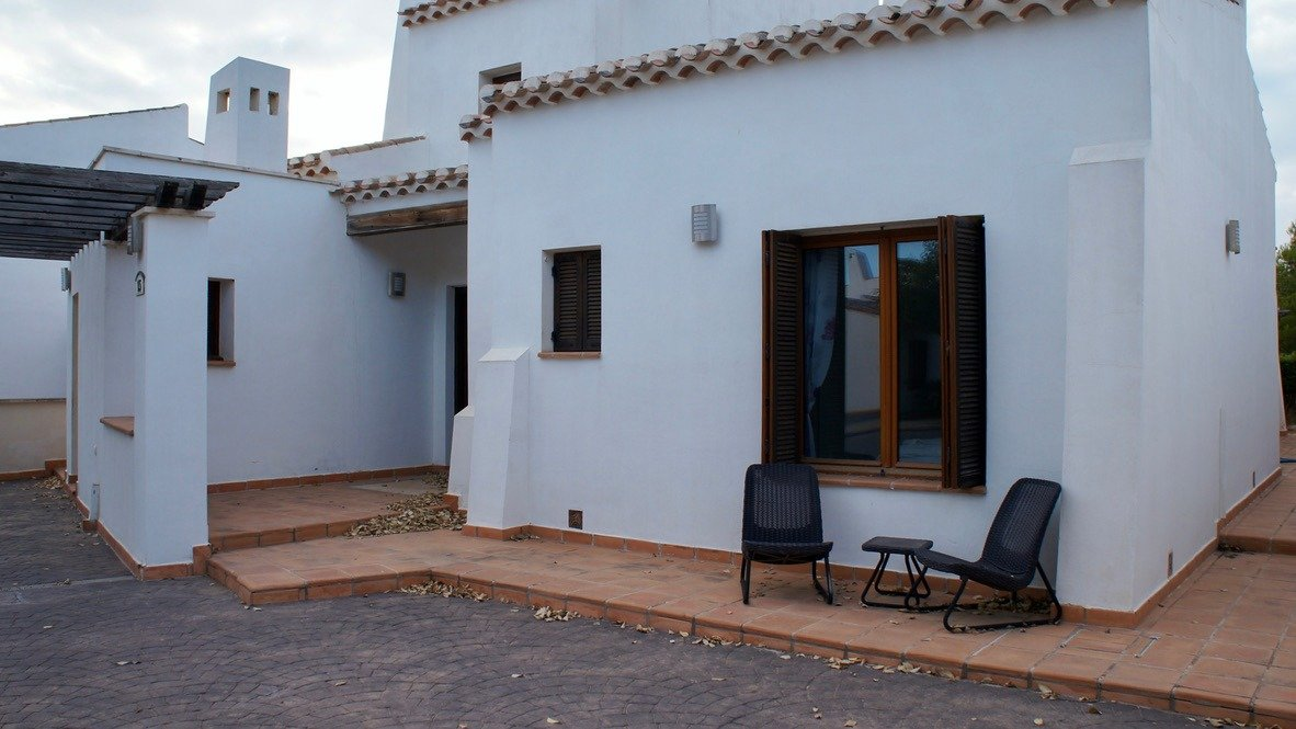 Gallery Image 27 of Front line west facing 3 bed villa with private pool on El Valle Golf Resort