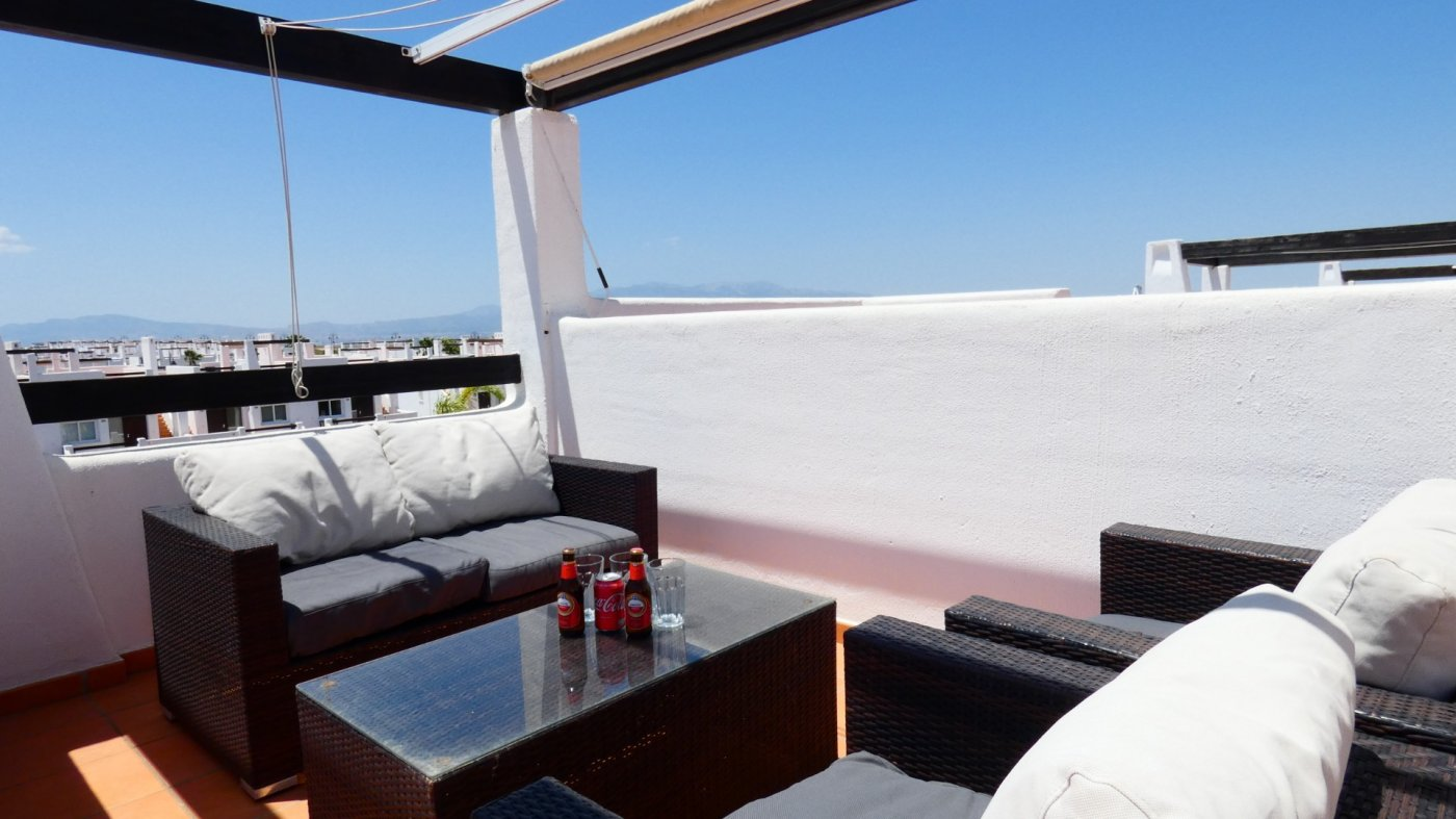 Apartamento ref 3460 para sale en Condado De Alhama España - Quality Homes Costa Cálida