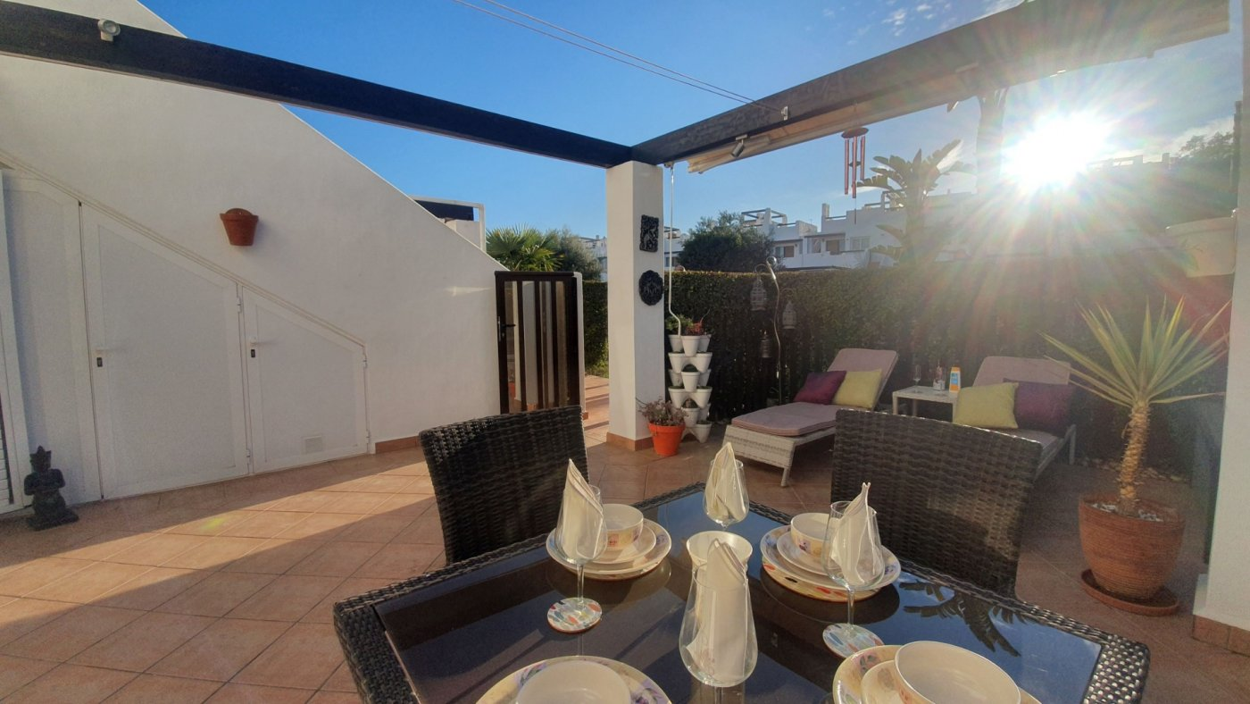 Apartment ref 3462 für sale in Condado De Alhama Spanien - Quality Homes Costa Cálida