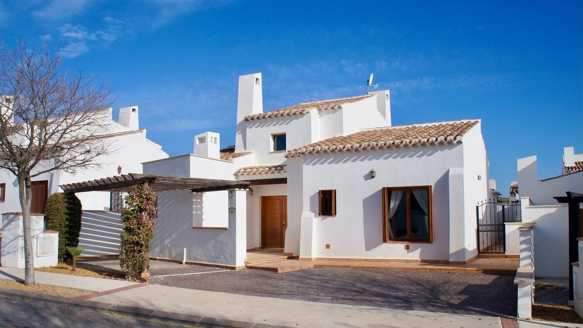 Villa ref 3465 for sale in El Valle Golf Resort Spain - Quality Homes Costa Cálida