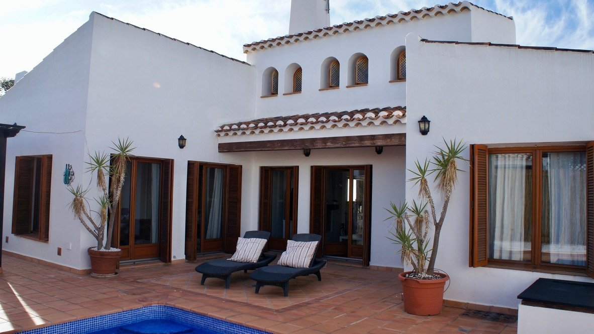 Gallery Image 34 of 4 bed villa with private heated pool on El Valle Golf Resort