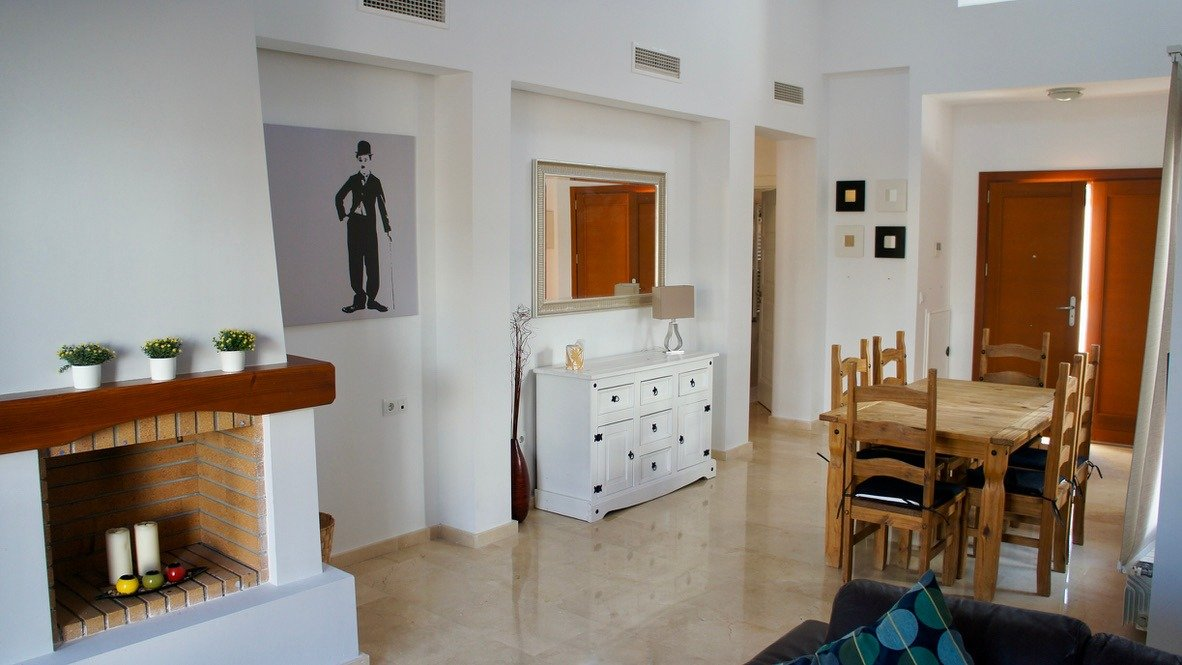 Gallery Image 3 of 4 bed villa with private heated pool on El Valle Golf Resort