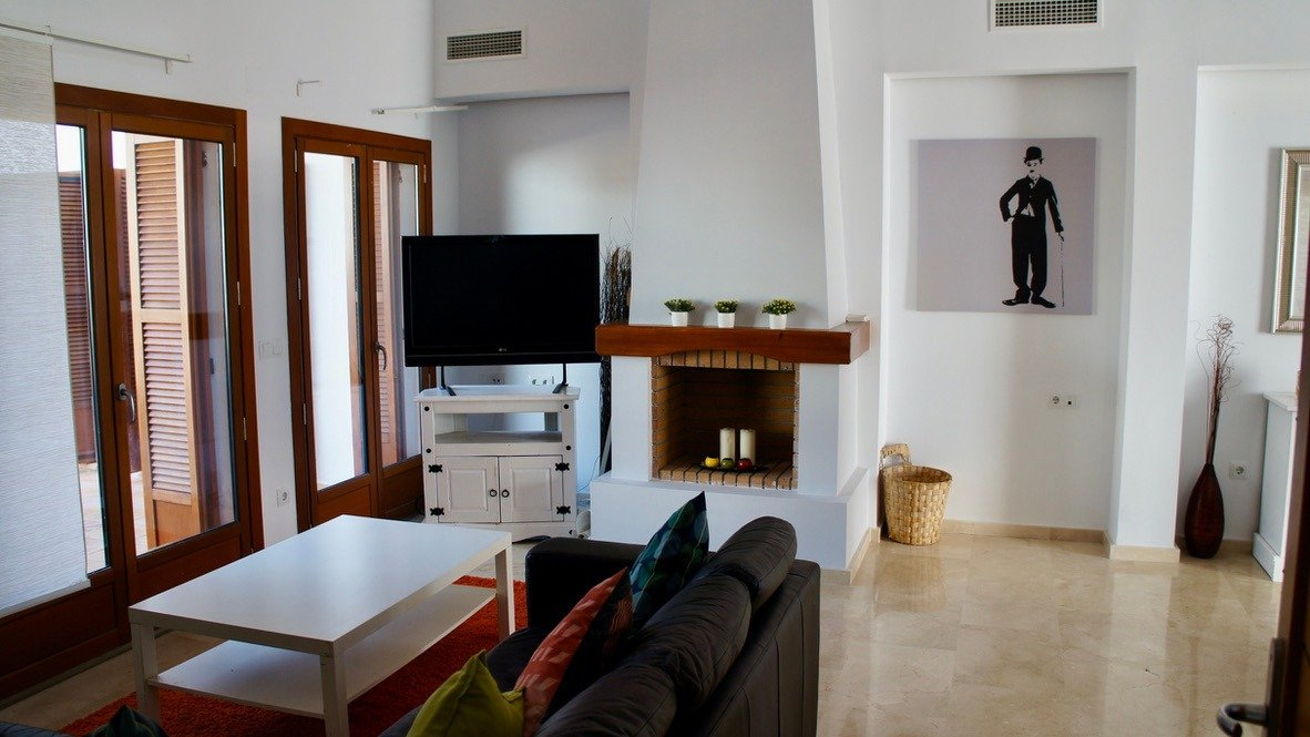 Gallery Image 4 of 4 bed villa with private heated pool on El Valle Golf Resort