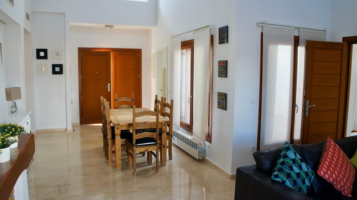 Gallery Image 6 of 4 bed villa with private heated pool on El Valle Golf Resort