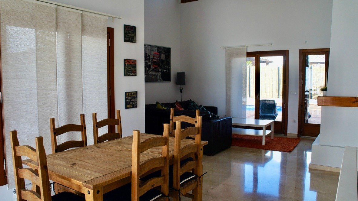 Gallery Image 7 of 4 bed villa with private heated pool on El Valle Golf Resort