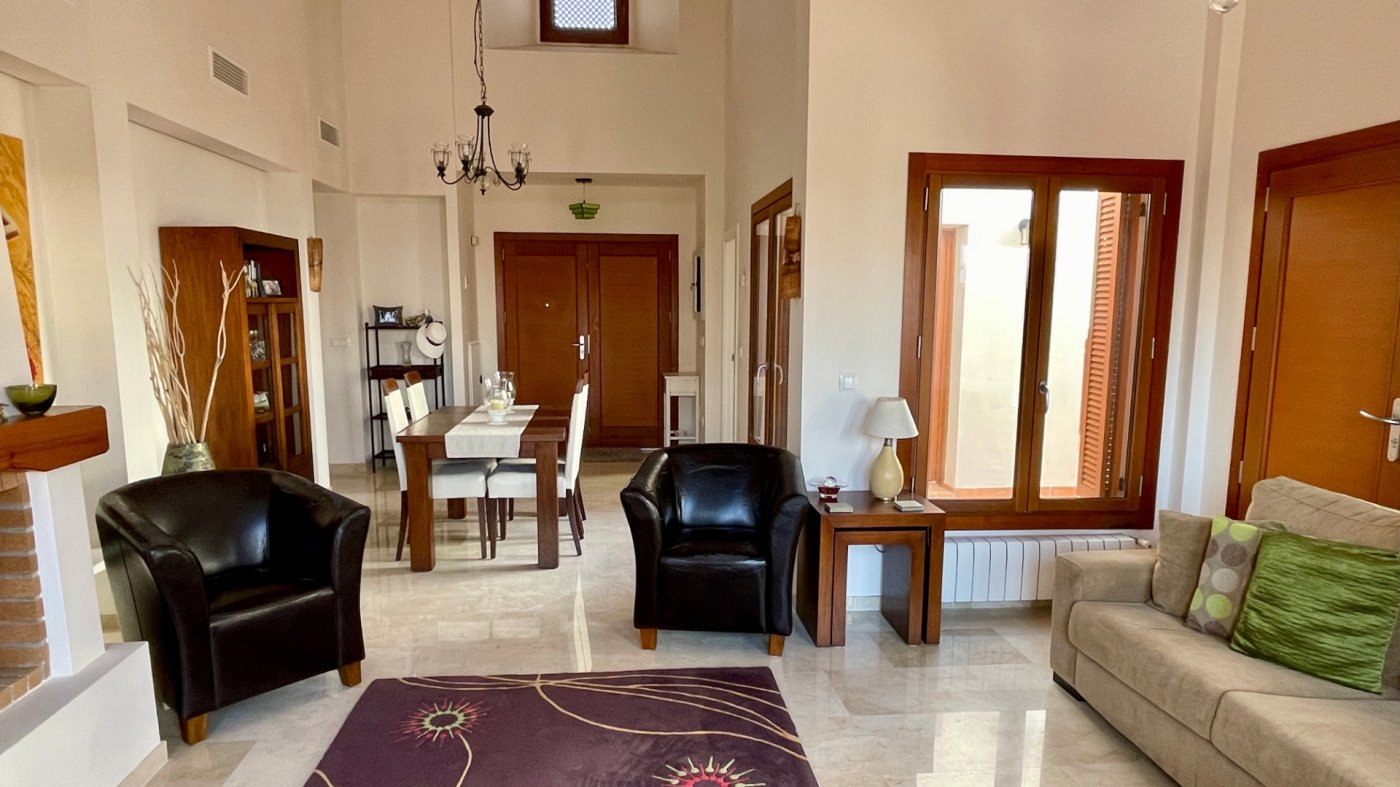 Gallery Image 7 of Nice south facing 3 bed corner villa with private pool on El Valle Golf Resort